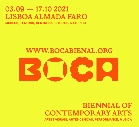BoCA   BIENAL DE ARTES CONTEMPORÂNEAS