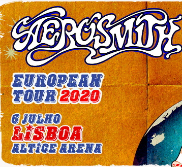 AEROSMITH | EUROPEAN TOUR 2020¨