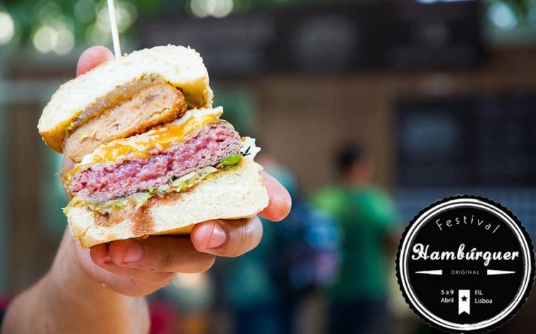 Resultado de imagem para festival hamburguer lisboa