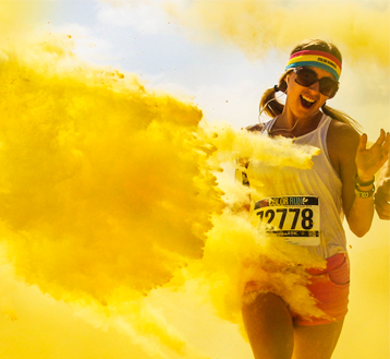 THE COLOR RUN BY VINHO VERDE | OEIRAS