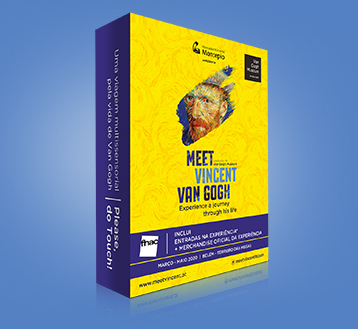 PACK FNAC MEET VINCENT VAN GOGH «