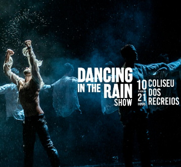 DANCING IN THE RAIN | DECLARATION OF LOVE «