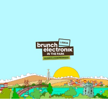 BRUNCH ELECTRONIK LISBOA 2019