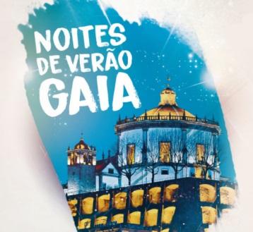 NOITES DE VERÃO EM GAIA