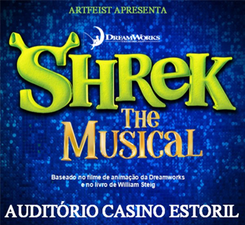 SHREK | O MUSICAL