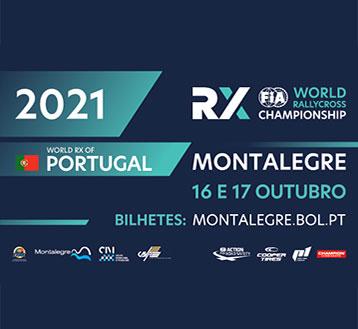 FIA WORLD RALLYCROSS CHAMPIONSHIP   PORTUGAL   MONTALEGRE 2021